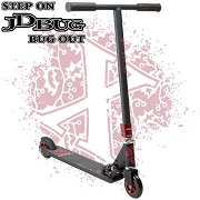 Romobil JD Bug Pro Extreme - romobil za trikove